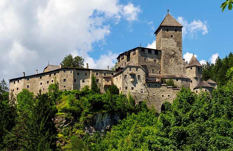 Burg Im Mittelalter Arbeitsblatt : Burgen und schlösser im pustertal historisches südtirol